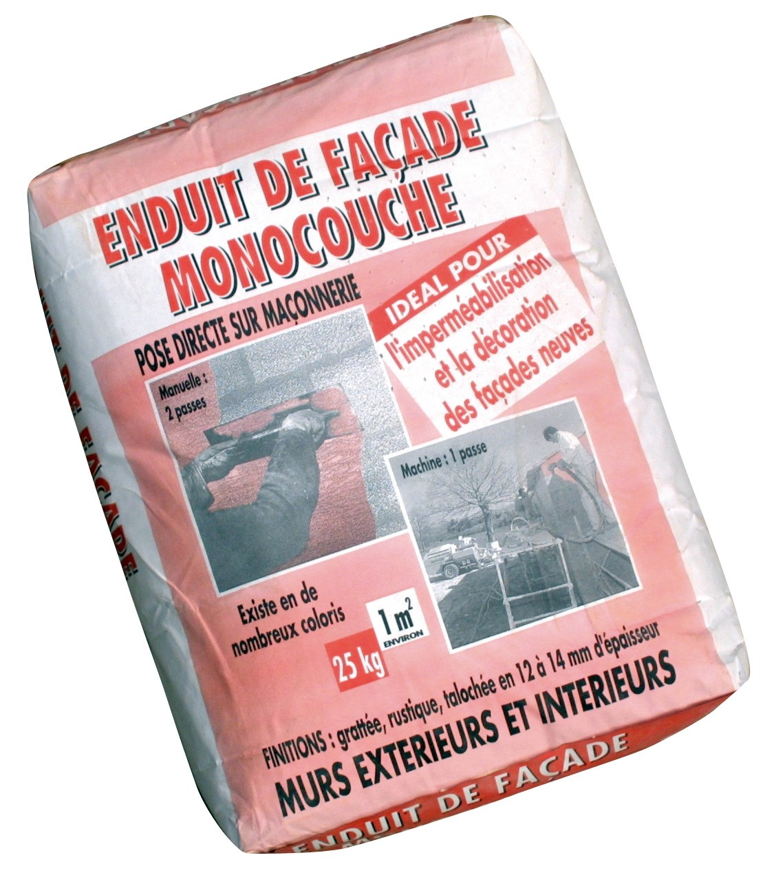 Pose Enduit De Facade Monocouche bricoman enduit de facade monocouche