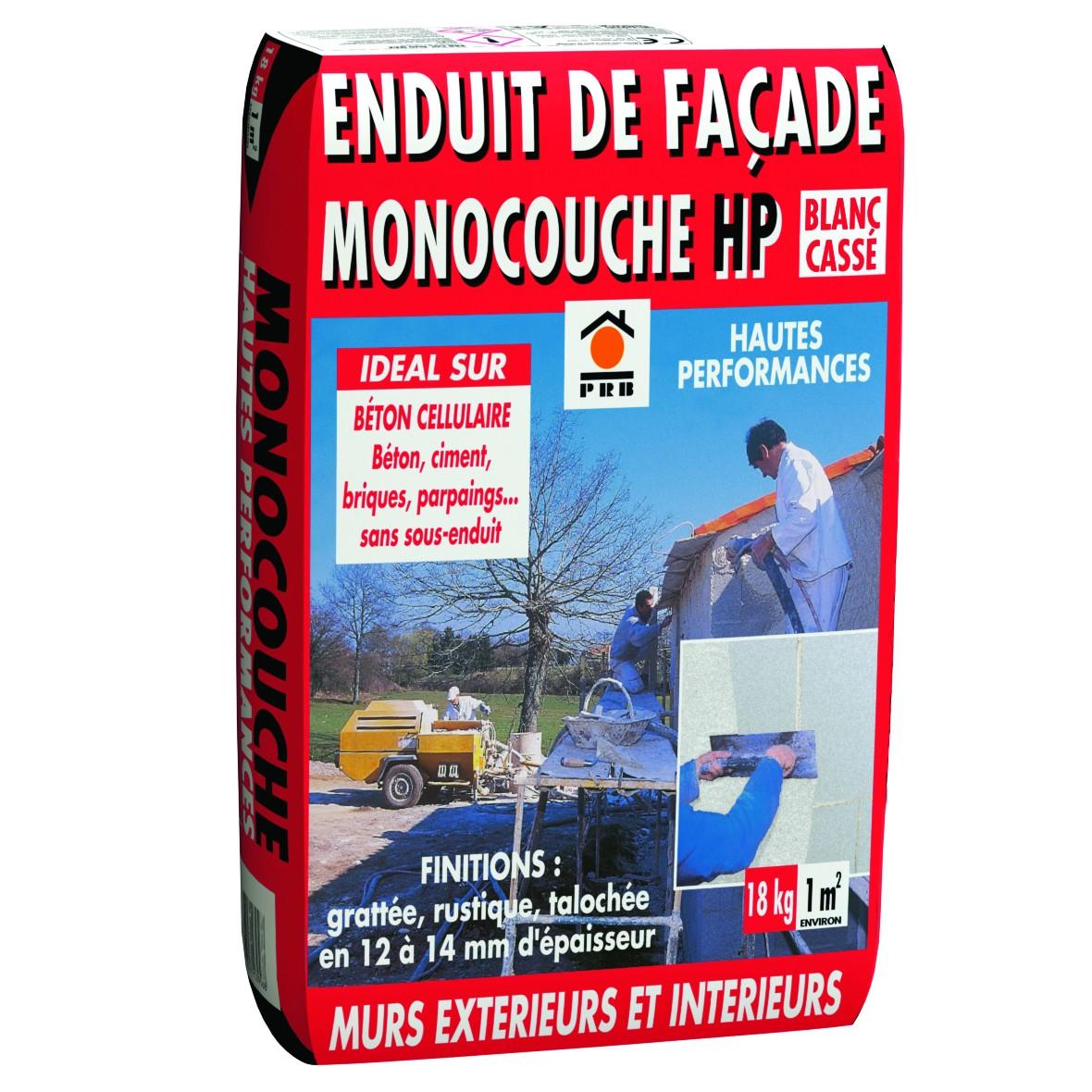 Pose Enduit De Facade Monocouche gsb bati enduit de facade monocouche hp