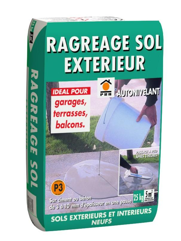 Gsb Bati Ragreage Sol Exterieur