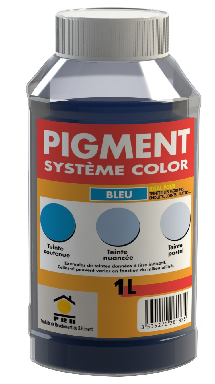 pigments systeme color. Black Bedroom Furniture Sets. Home Design Ideas
