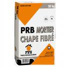 PRB MORTIER CHAPE FIBRE 30 KG