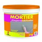 PRB MORTIER D'IMPERMÉABILISATION 5 KG