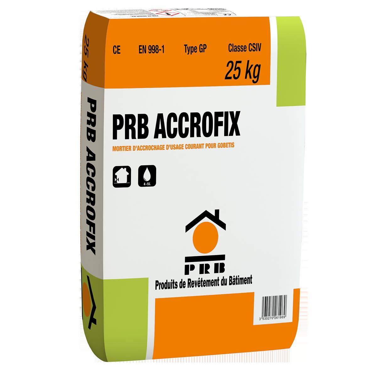 PRB ACCROFIX  25 KG