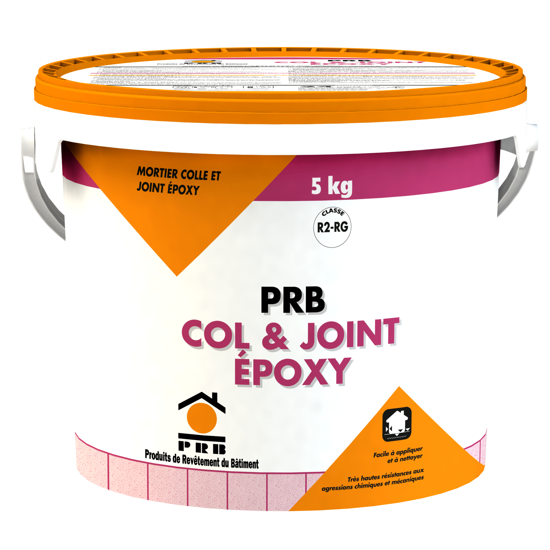 PRB COL & JOINT ÉPOXY 5 KG