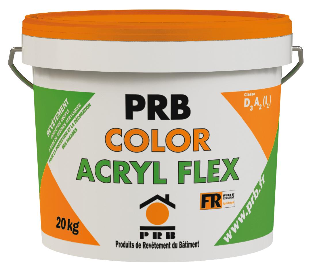 PRB COLOR ACRYL FLEX 20 KG