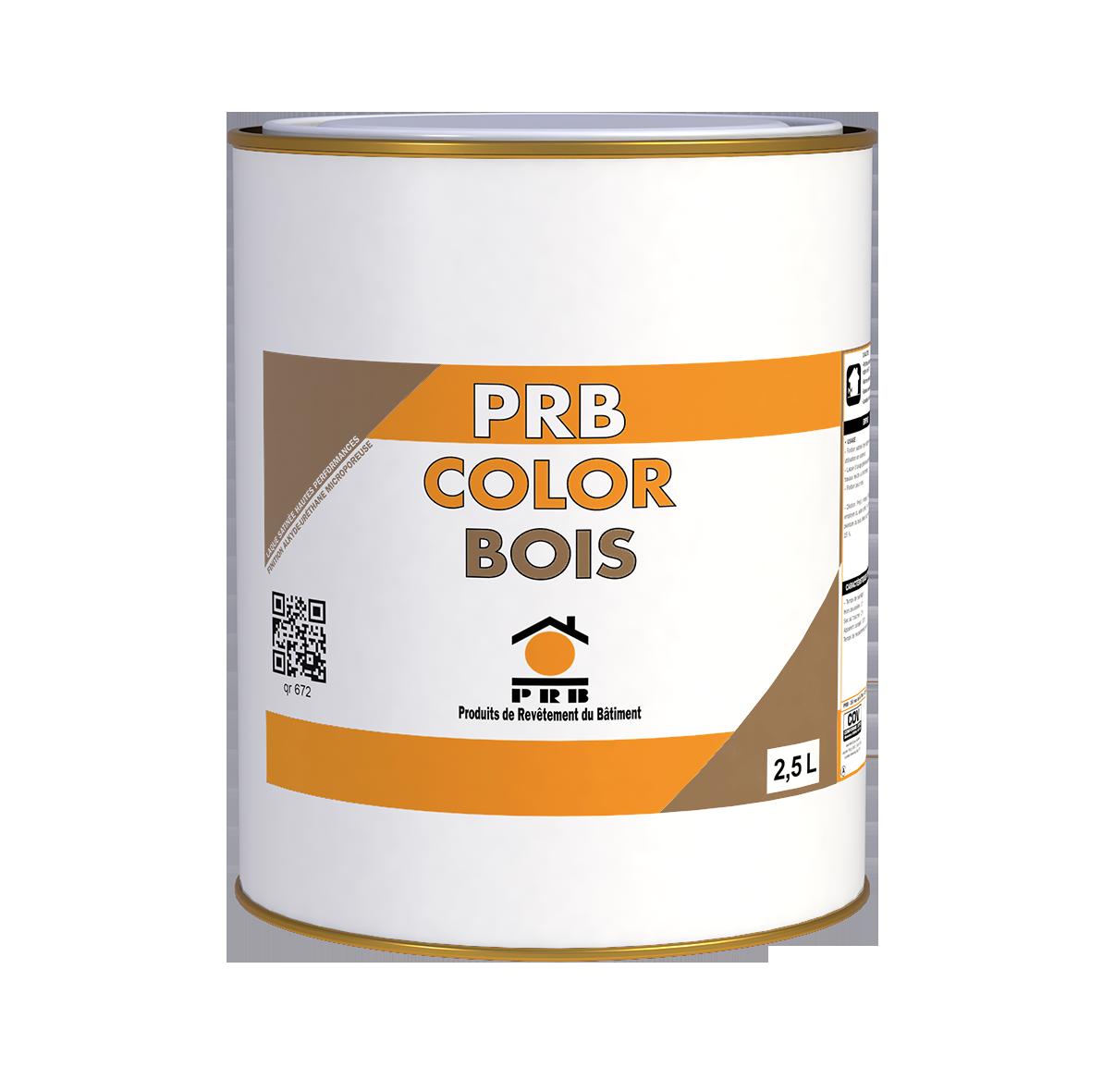 PRB COLOR BOIS 2,5 l