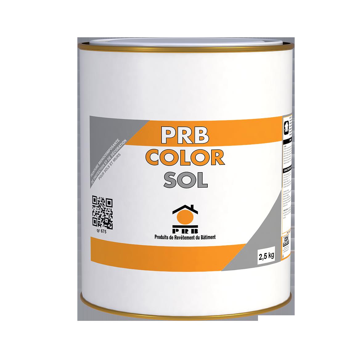 PRB COLOR SOL 2,5l