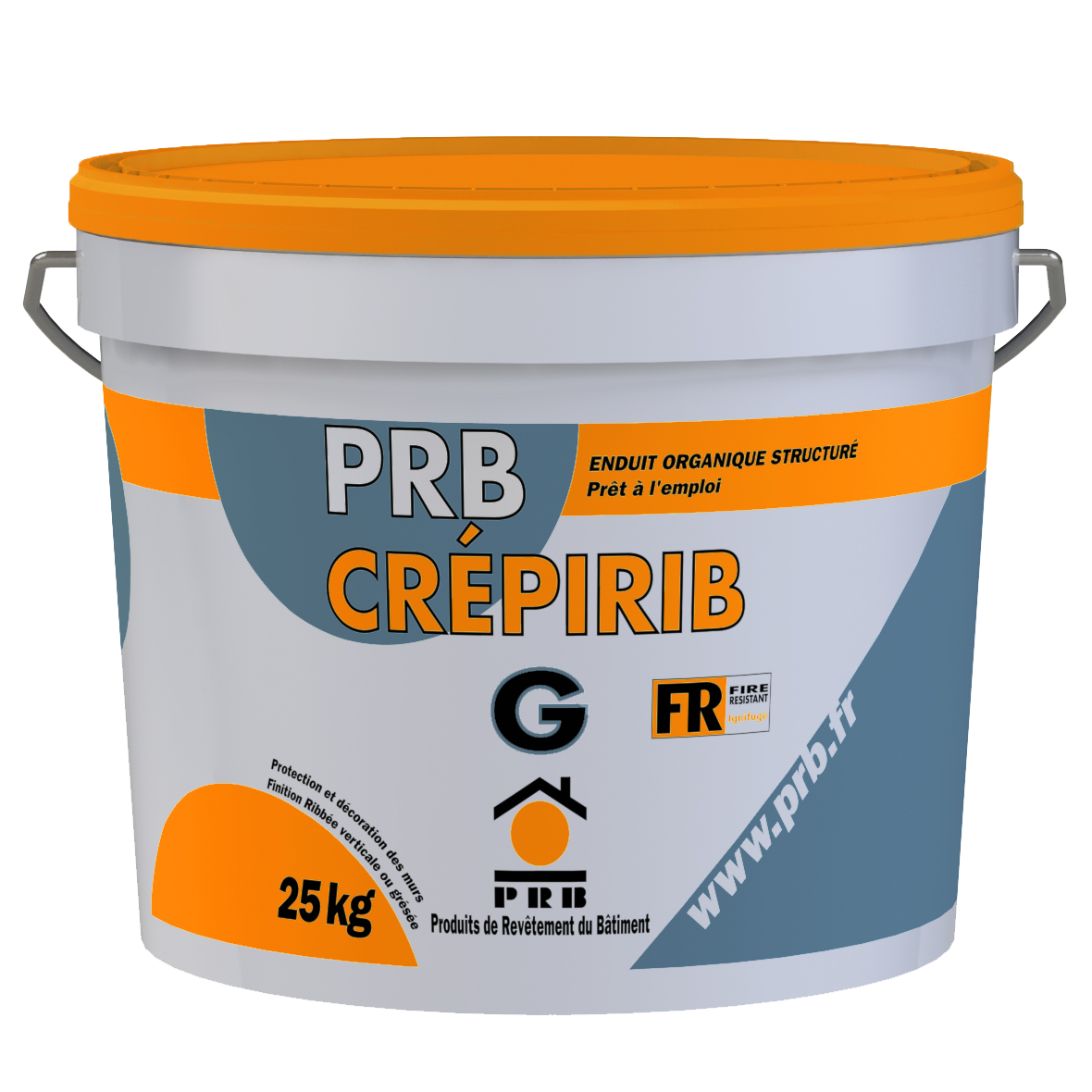 PRB CREPIRIB G 25 Kg