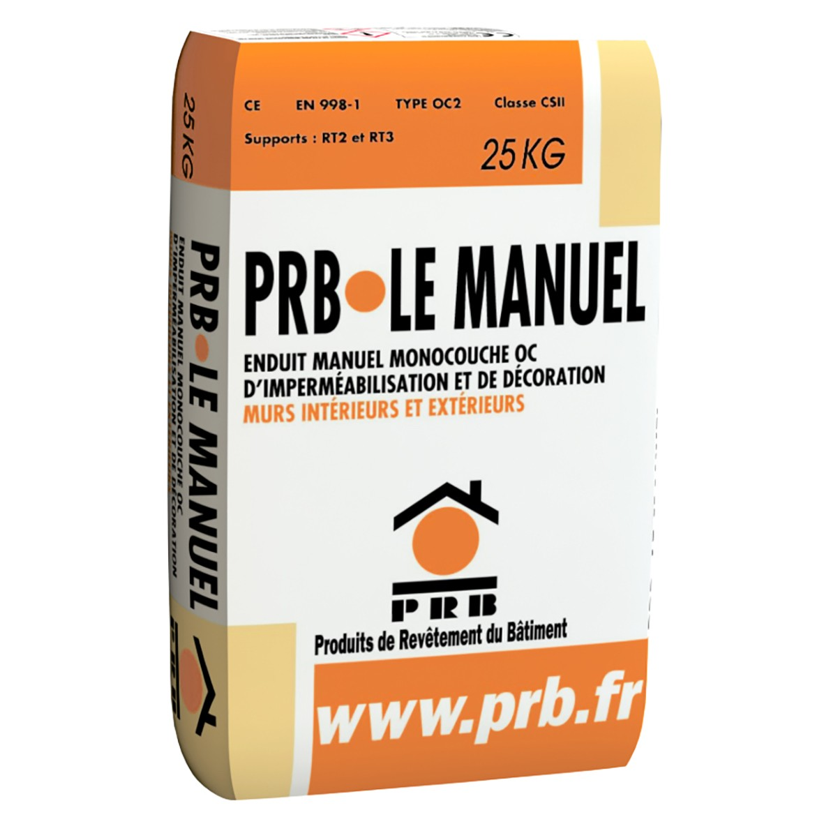 PRB LE MANUEL 25 KG