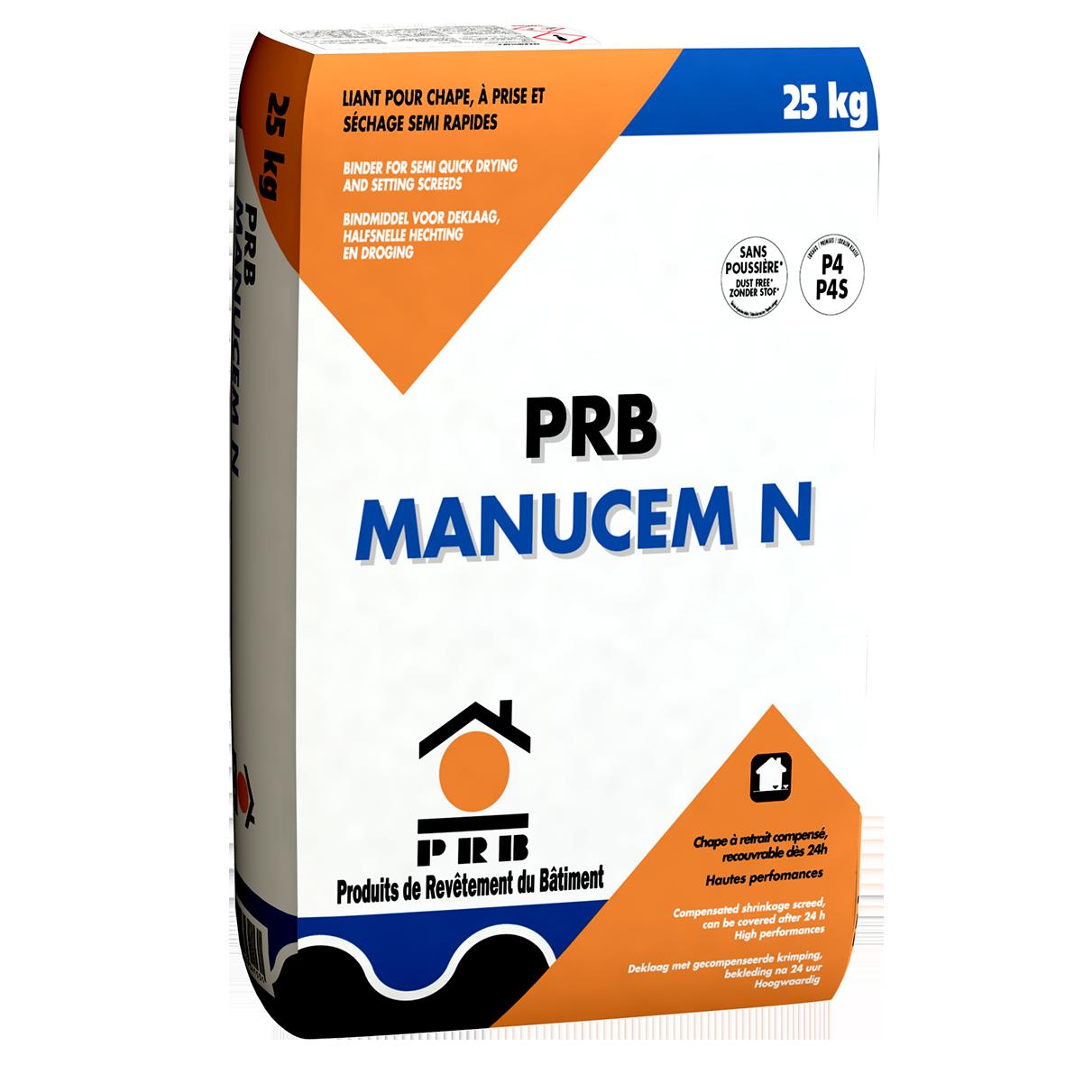PRB MANUCEM N 25 KG