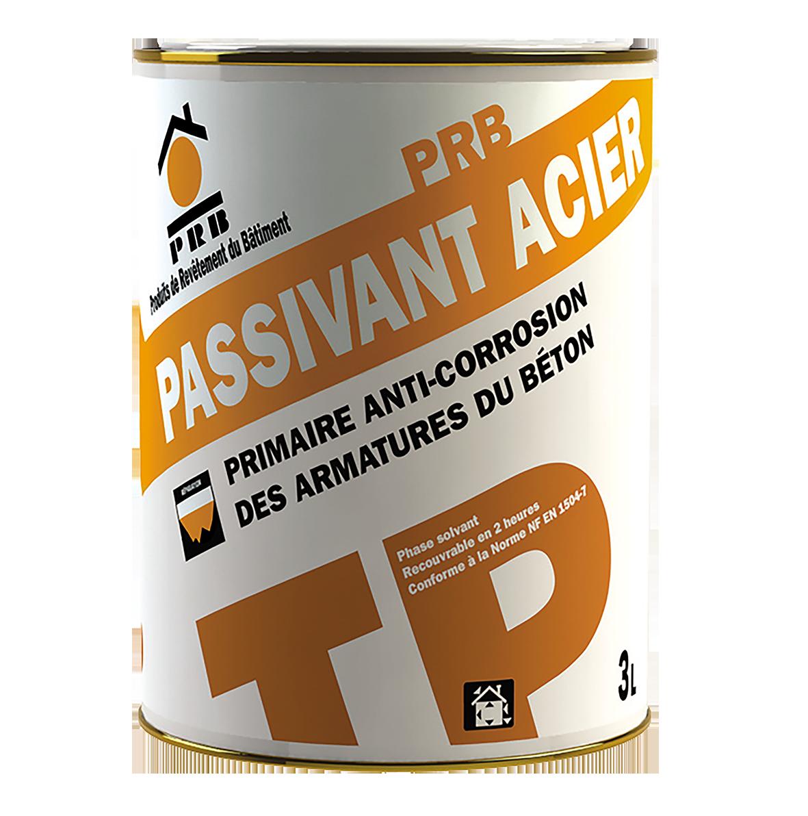 PRB PASSIVANT ACIER 3 L