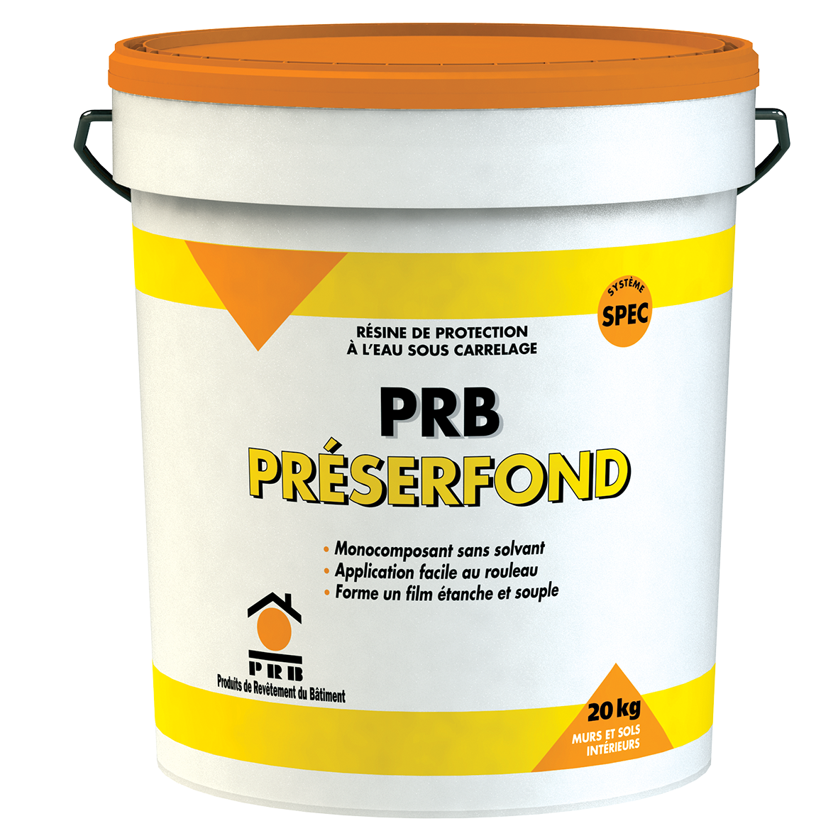 PRB PRESERFOND 20 KG