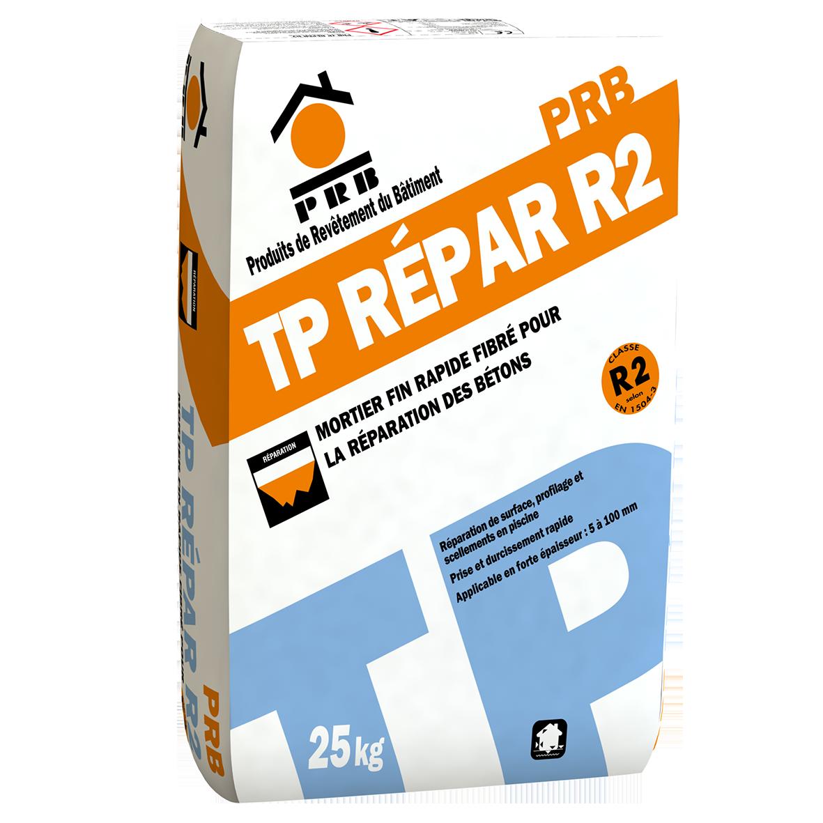 PR TP REPAR R2 25 KG