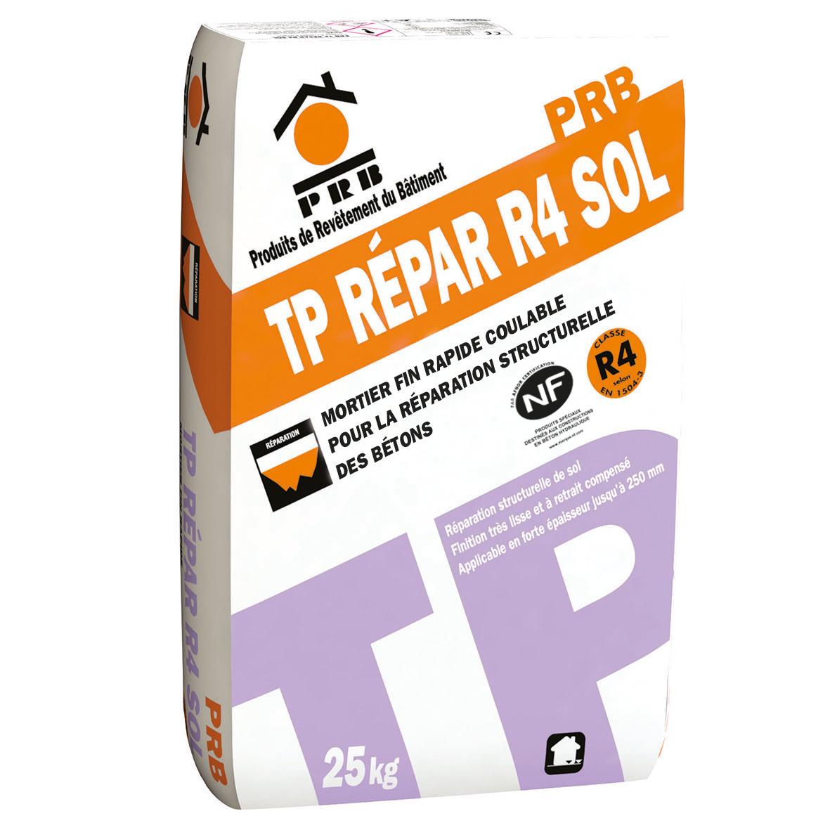 PRB TP REPAR R4 SOL 25 KG