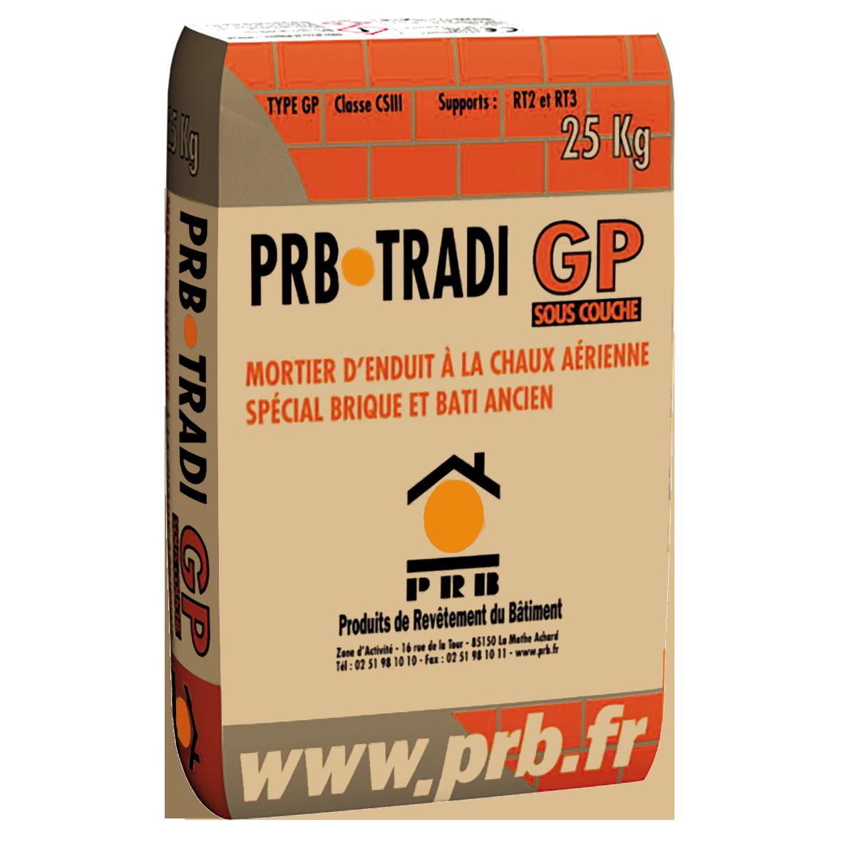 PRB TRADI GP 25 KG