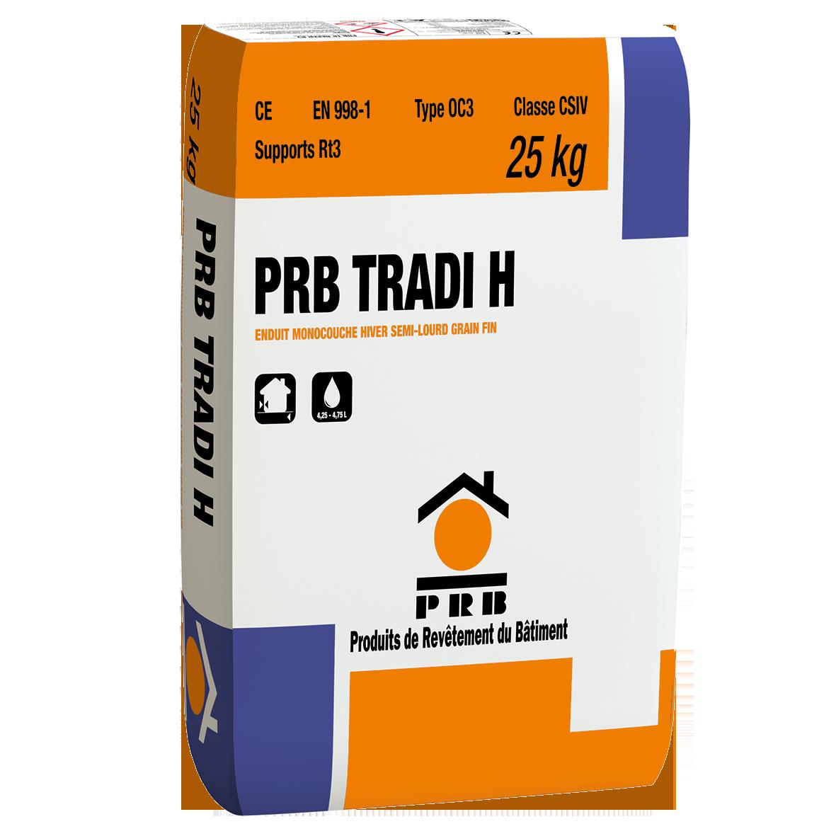 PRB TRADI H 25 KG