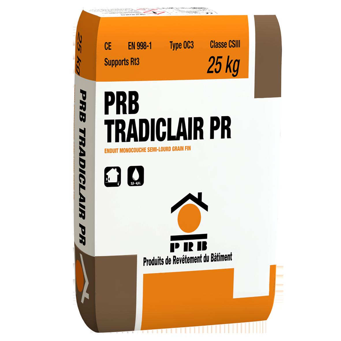 PRB TRADICLAIR PR 25 KG