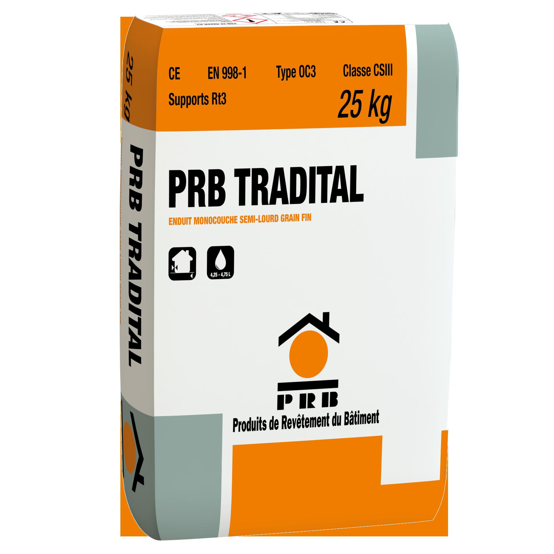 PRB TRADITAL 25 KG