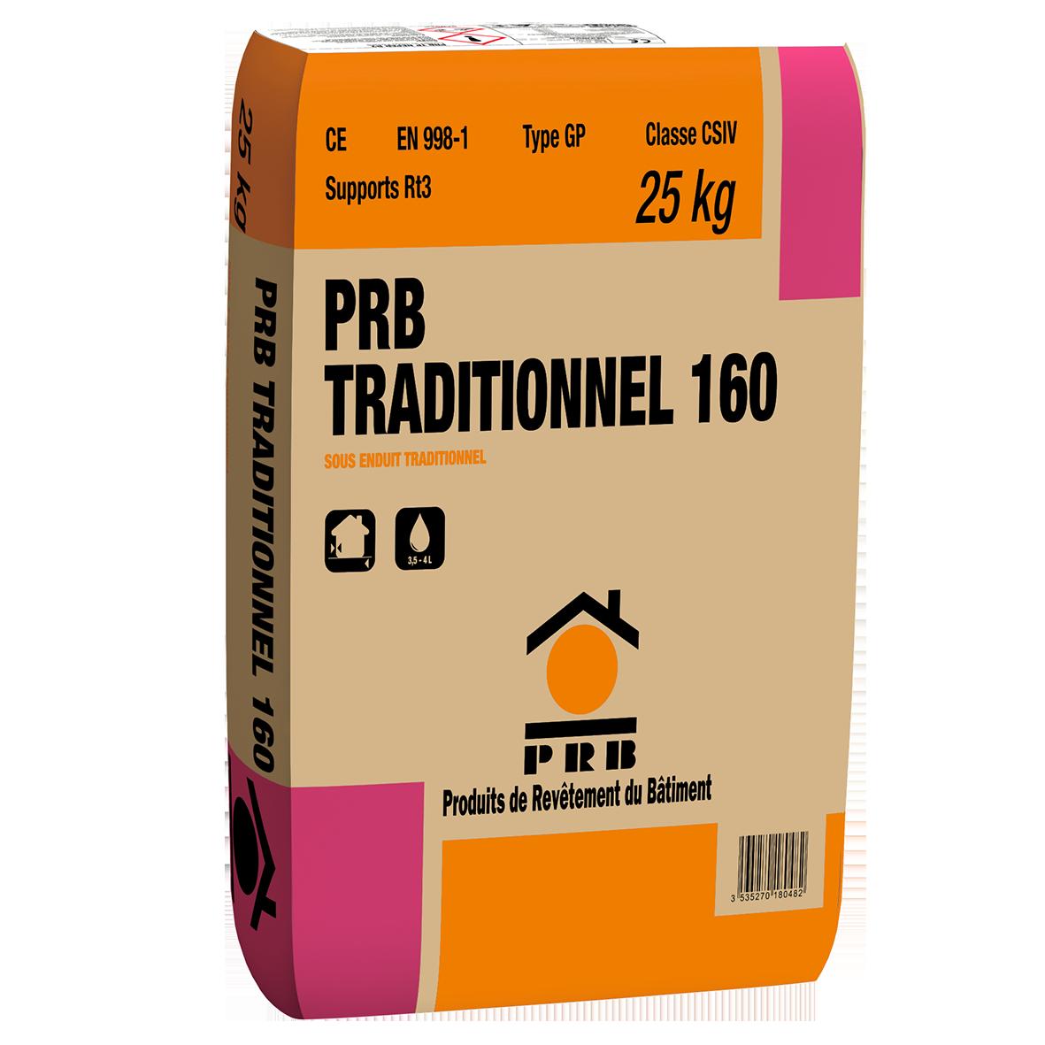 PRB TRADITIONNEL 160 25 KG
