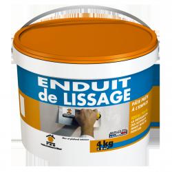 PRB ENDUIT DE LISSAGE PÂTE 4 KG