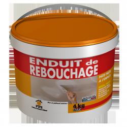 PRB ENDUIT DE REBOUCHAGE PÂTE 4 KG