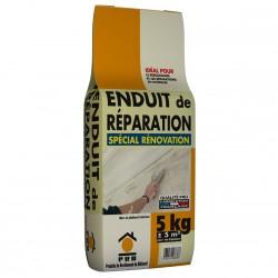 PRB ENDUIT DE RÉPARATION SPÉCIAL RÉNOVATION 5KG