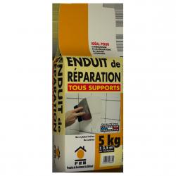 PRB ENDUIT DE RÉPARATION TOUS SUPPORTS 5 KG