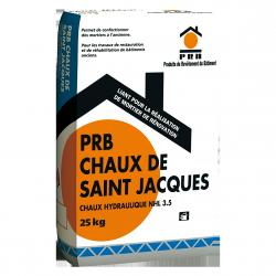 PRB CHAUX DE SAINT JACQUES 25 KG