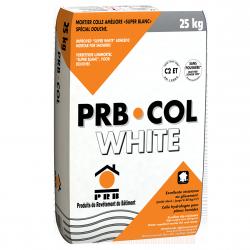PRB COL WHITE 25 KG