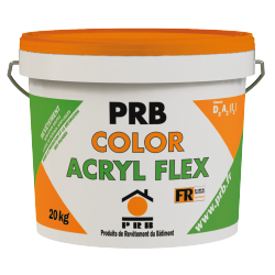 PRB COLOR ACRYL FLEX 20 KG