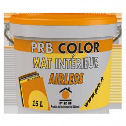 PRB COLOR MAT INTÉRIEUR AIRLESS 15 L