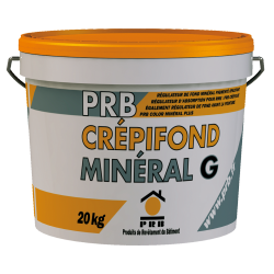 PRB CREPIFOND MINERAL G 20KG