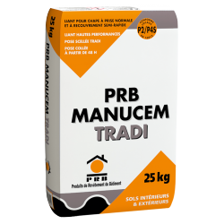 PRB MANUCEM TRADI 25 KG