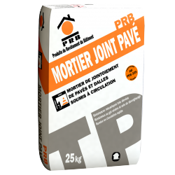 PRB MORTIER JOINT PAVE 25 KG