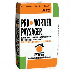 PRB MORTIER PAYSAGER 25 KG