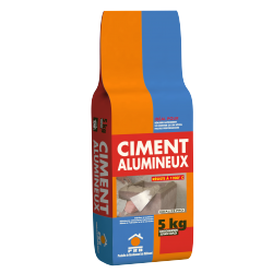 PRB CIMENT ALUMINEUX 5 KG