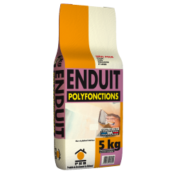 ENDUIT POLYFONCTIONS 5 KG