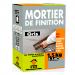 PRB MORTIER DE FINITION 1,5 KG GRIS