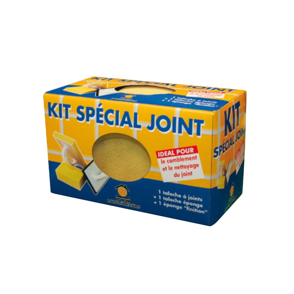 Kit sp cial joints trio de nettoyage pour joints for Kit nettoyage joint carrelage