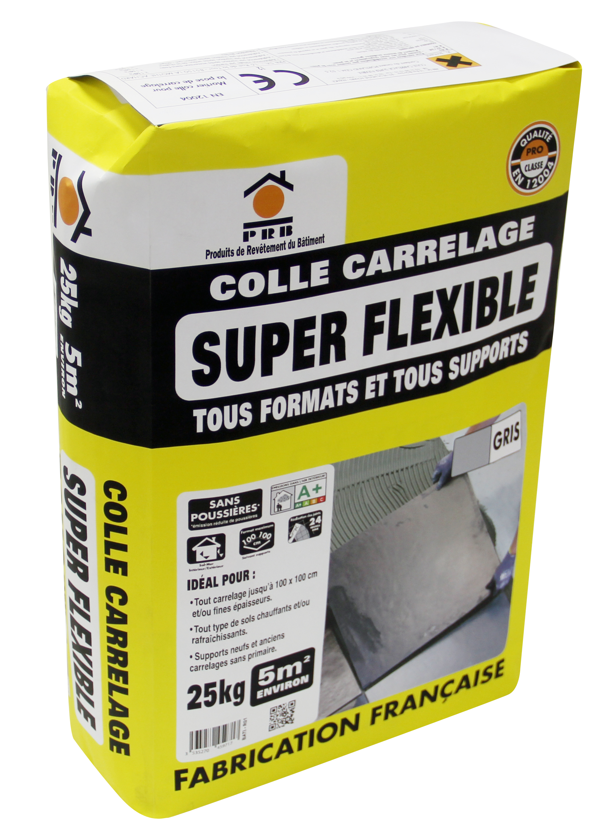 Lmb for Colle carrelage flexible