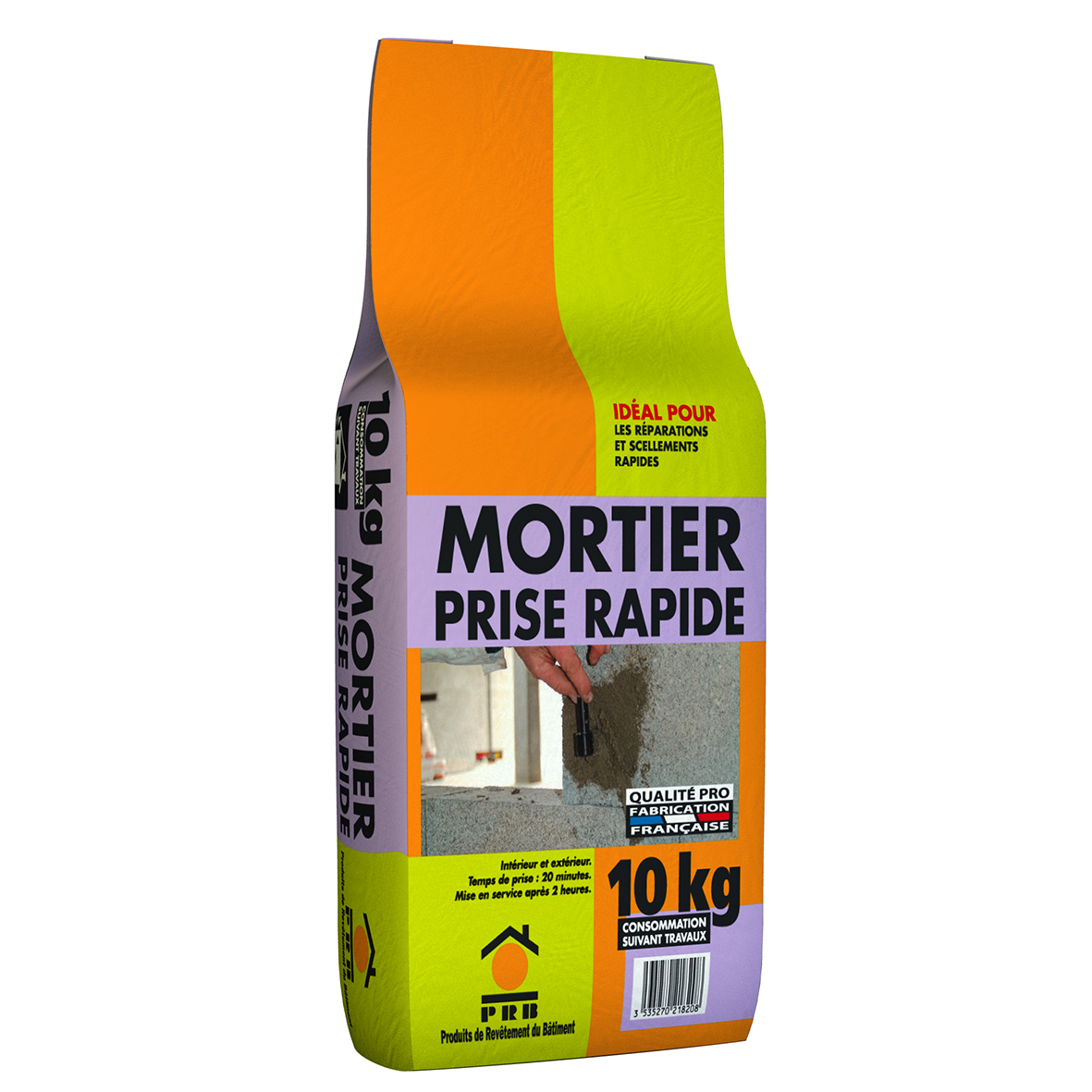 La gamme compl te - Mortier prise rapide ...